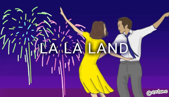 映画『LA LA LAND』